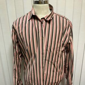 Banana Republic Striped Shirt